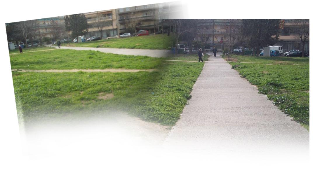 Το πάρκο Τριανταφυλλοπούλου